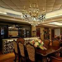 苏人装饰效果图客厅餐厅