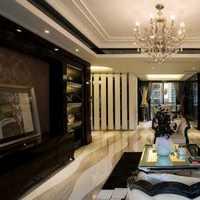 富裕型窗帘灯具四房装修效果图