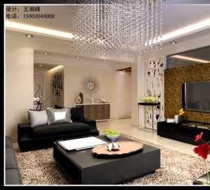 裝修客廳電視背景墻沙發背景墻設計