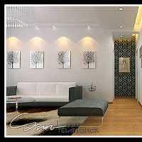 欧式轻奢客厅三居装修效果图