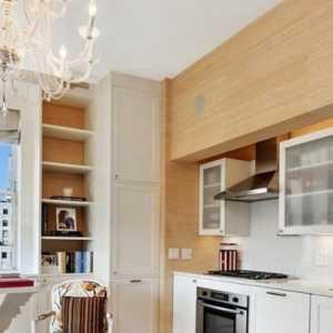 室内厨房小吧台