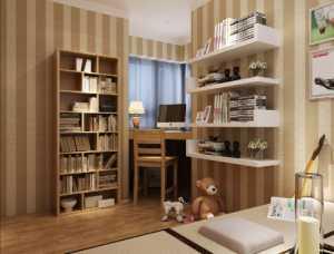 100平3居室简约装修效果图