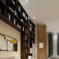奢华客厅背景墙沙发装修效果图