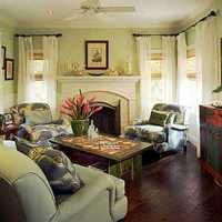 公寓现代卧房家具片效果图