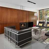 装修半包140平方的简美风格房子大概多少钱