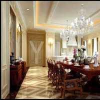 餐厅酒柜小吧台装修效果图