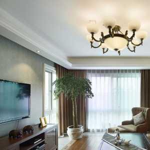45平米一室一厅旧房装修效果图