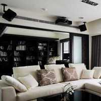 127平米两室一厅一卫装修预算