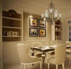白色简装客厅