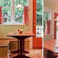 白色简约的复式楼卧室效果图效果图