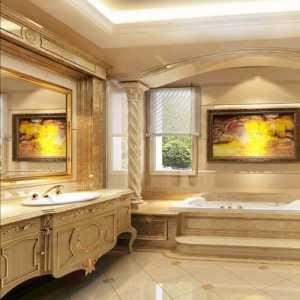 150平米以上欧式大气吊顶卫生间白领时尚复式30万-50万别墅白色精装房豪华型