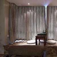 美式乡村一居室60平米装修效果图
