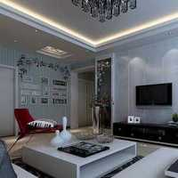 欧式别墅白色木柜流理台装修效果图