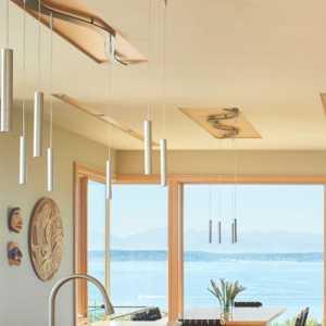 110平米的三居室装修案例欣赏,将现代风融入到现代生活