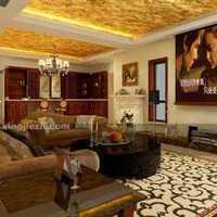 客厅现代玄关大户型装修效果图