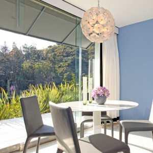 北歐農村別墅小清新客廳裝修效果圖大全2012圖片