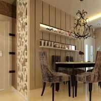 餐边柜酒柜灯具餐厅家具装修效果图