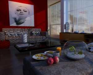 客廳餐廳一體餐廳客廳一體效果圖