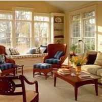 现代简约客厅二居家居摆件装修效果图