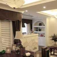 50平两室一厅老房装修效果图