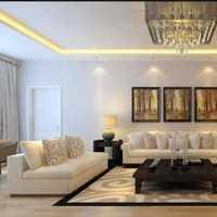 低調奢華的歐式大戶型客廳效果圖