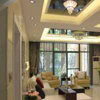 客厅墙面贴砖现代装修效果图