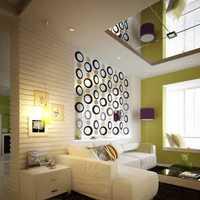 歐式客廳客廳背景墻電視背景墻效果圖