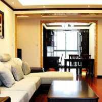 别墅暖色客厅装修效果图
