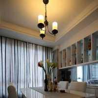 北京二居室裝潢