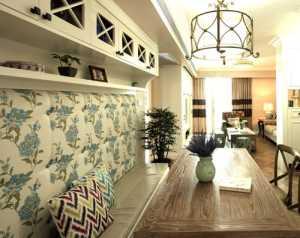 暖色调客厅装修图