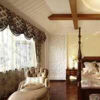 沙发别墅卧室大户型装修效果图