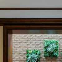 201平米以上别墅美式风格白色书架效果图