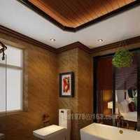 后现代一居室装修效果图