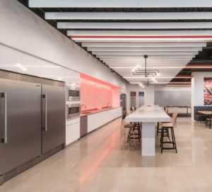 Cisco思科fulton辦公室空間設計