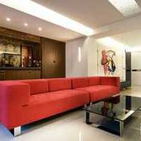 黑白紫色客厅装修效果图