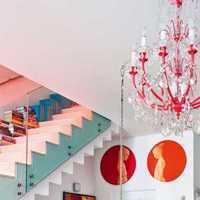 北京50多平的房子装修要简单时尚做一个敞开的阁楼墙体要