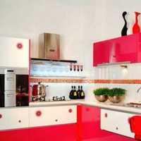 二居室厨房简洁灯具装修效果图
