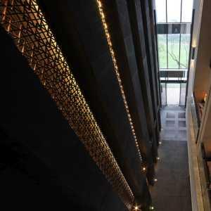 新中式客厅宫灯