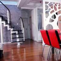 小户型经济型楼梯餐厅装修效果图