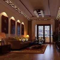 110平米三室两厅装修美式风格好看吗