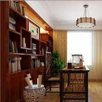 小户型简约风格一居室5-10万50平米灯具效果图