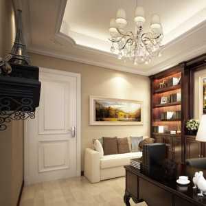 北京简装装修三居