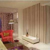 深花色瓷砖客厅装修效果图