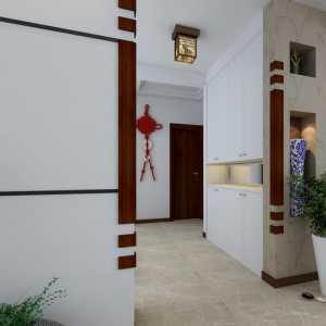 70平小户型三室装修效果图