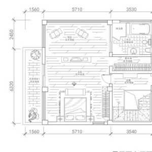 61-90平米三居室現代簡約入戶白色鞋柜效果圖