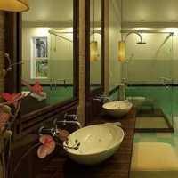 整体浴室浴室欧式浴缸装修效果图