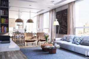 石家莊40平米一居室老房裝修需要多少錢