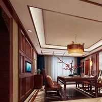 东南亚卡通一居室装修效果图