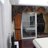 91平米两室两厅装修效果图