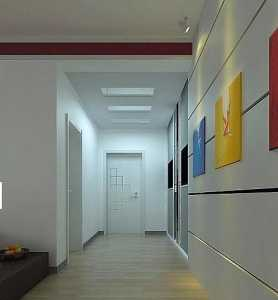 131平米新房装饰样板间